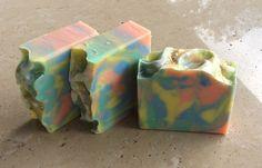 Sandalwood/ Patchouli Very nice!  handmade Soap