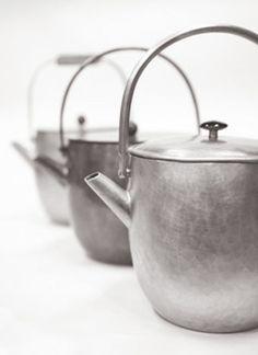 tea pot...