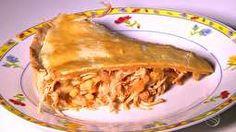 Aprenda a fazer uma empada de frango Apple Pie, Desserts, Food, Chicken, Recipes, Meal, Deserts, Essen, Apple Pies