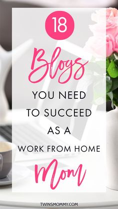 Do you want to work from home? Or do this as a side hustle? Here are 18 great work at home blogs to help you succeed.
