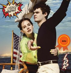 Norman F****** Rockwell! is the sixth studio album and fifth major-label record by American singer and songwriter Lana Del Rey