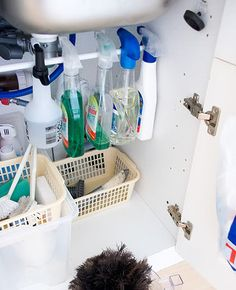 Under the Sink - Creative Storage Solutions - Bob Vila