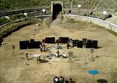 Live At Pompeii Rock Progresivo En Un - Pink Floyd Playing In Pompeii Best Of Pink Floyd, Pink Floyd Live, Pink Floyd Lyrics, Pink Floyd Concert, Jethro Tull, Led Zeppelin, Pink Floyd Guitarist, David Gilmour Live, Atom Heart Mother