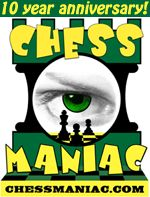 ChessManiac.com is a free online chess playing community to play chess online, participate in tournaments, teams, and chess clubs to enjoy your chess on line.