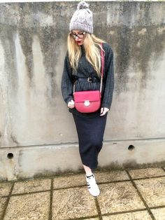 Layering #fashion #outfit #outfits #beauty #bloggers #priestessofstyle #style #fashionpost #fashionblogger #priestess #priestess #greece #greek #blondehair #girl #sneakers #jacket #coat #trousers #pants #jumpers #bag #eyewear #glasses #sunglasses Greek Fashion, Trousers, Pants, Jumpers, Michael Kors Jet Set, Layering, Eyewear, Greece, Backpacks