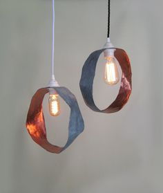 Modern hanging light modern pendant lamp industrail lighting modern hanging light modern pendant lamp industrail lighting industrial lamp minimalist lamp ceiling lamp hanging lamp loft lamp drop grey paper mache greentooth Image collections