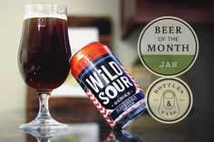 The Hop Review – Interviews & Beer Banter – Beer of the Month - January: Destihl Flanders Red Beer Of The Month, Bottle Shop, Brewery, Travel Photography, January, Interview, Red, Travel Photos