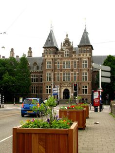 Facade of the Tropenmuseum, Amsterdam | Flickr - Photo Sharing!