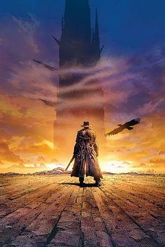 """""""The man in black fled across the desert, and the gunslinger followed."""""""