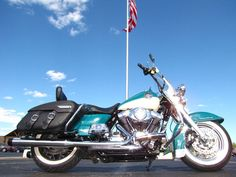2009 Harley-Davidson Touring ROAD KING CLASSIC