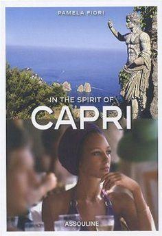 In the Spirit of Capri, Pamela Fiori: Books