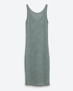 Image 8 of KNIT DRESS from Zara