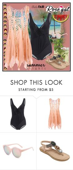 """State#Fair"" by bamra ❤ liked on Polyvore"