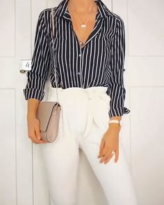 Summer Outfit Ideas Outfitvideo Outfitideas Styleinspiration Outfitinspiration Ootdshare Fashion Fashionoutfits Sommer Outfit Ideen Outfitvideo Outfit… in 2020 Casual Work Outfits, Business Casual Outfits, Professional Outfits, Mode Outfits, Work Casual, Simple Outfits, Classy Outfits, Stylish Outfits, Fall Outfits