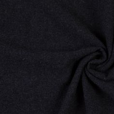 MELTON TWILL PURE WOOL FABRIC 2x2 CHARCOAL GREY THICK WARM HEAVY COAT OUTERWEAR