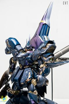 Custom Build: MG 1/100 Sazabi Ver Ka [Sazabi Genbu] - Gundam Kits Collection News and Reviews
