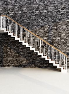 Gorgeous retro style balustrade by Design+Weld