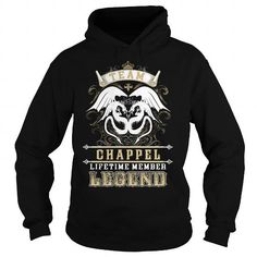 CHAPPEL, CHAPPELBIRTHDAY, CHAPPELYEAR, CHAPPELHOODIE, CHAPPELNAME, CHAPPELHOODIES - TSHIRT FOR YOU