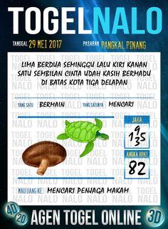 Pools JP 2D Togel Wap Online TogelNalo Pangkal Pinang 29 Mei 2017