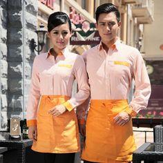 hotel uniform waiter waitress