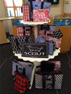 We have two new Merle Norman stores in Lafayette and Evansville, IN. Visit them if you're in the area and check out their gorgeous SCOUT displays!