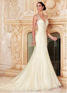 Ivoire by Kitty Chen Spring 2015 - Style - Gwenevere - Bridal Dresses Bridal Dresses Online, 2015 Wedding Dresses, Wedding Dresses Plus Size, Wedding Dress Styles, Designer Wedding Dresses, Bridal Gowns, Wedding Gowns, 2017 Bridal, Bridesmaid Dresses