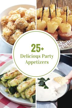 Do you celebrate the Holiday Season by hosting or attending a family or friend party? Be the hit of the party by bringing an appetizer that is sure to be a crowd favorite!