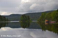 Paanajärvi - kansallispuisto Venäjällä puistoparinaan Oulangan kansallispuisto