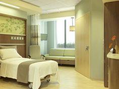 . Mary's Good Samaritan Regional Health Center designed by BSA LifeStructures