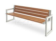 Bench Sofa 02.008 – comfortable and elegant | ZANO Street furniture
