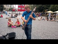 Mark White Chapman stick - YouTube
