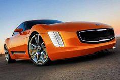 Kia GT4 Stinger - Coupé 2+2 col 2.0 da 315 cavalli #kia  http://www.auto.it/2014/01/14/kia-gt4-stinger/18083/
