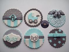 Cake FUNtastic : ERKEK BEBEK & BABY SHOWER KURABİYELERİ