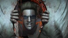 """MK 10 Johnny Cage """"Here's Johnny"""" Fatality Johnny Cage, Here's Johnny, Mortal Kombat Games"""