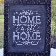 How to Make Beautiful Chalkboard Art (Video) June 29, 2015 by Christina Dennis 4 Comments