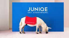 #JUNIQE geht mit zweiter TV-Kampagne on air und launcht neues Shopdesign