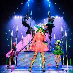 Katy Perry, Beyonce