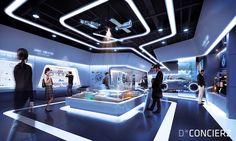 Client : Xorbis Directing : D*Concierz Planning, Design, CG : D*Concierz  Competition Winner