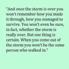 damn right i have been through it all and that's why i am such a strong, smart, woman!! I am a survivor!!!