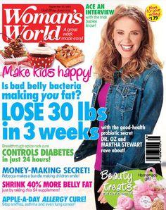 Woman\u0026#39;s World | WOMENS WORLD MAGAZINE ROCKS | Pinterest | World ...
