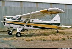 De Havilland Canada DHC-2 Beaver Mk1,  Deniliquin (YDLQ) Australia - New South Wales, April 25, 1992