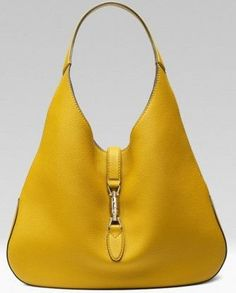 Gucci handbags 2015 hobo bag yellow catalog autumn winter 2014 Clothing, Shoes & Jewelry : Women : Handbags & Wallets : handbags for women Gucci Handbags 2014, Fashion Handbags, Purses And Handbags, Fashion Bags, Hobo Purses, Ladies Handbags, Leather Hobo Handbags, Beautiful Handbags, Beautiful Bags