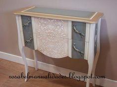 Rosabel manualidades: Dayka Trade, Curso de Artes Decorativas