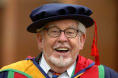 Rolf Harris was awarded a doctorate of letters by Liverpool Hope University in…