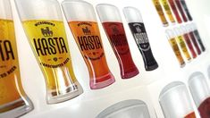 Sticker Design, Brewery, Stickers, Tableware, Glass, Dinnerware, Drinkware, Tablewares, Corning Glass