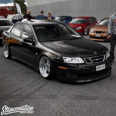"""Saab, is that you?  