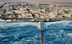 Swakopmund! One of the most Beautiful Places in Africa....