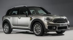 2017 Mini Countryman is even bigger and now has a plug-in model - Autoblog