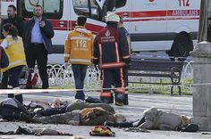 Turkey Government arrests 10 Suspects from The Tuesday Suicide Bombing Attack | 코리일보 | CoreeILBO