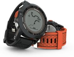 Garmin Fenix GPS Watch - Complete Handheld GPS Functionality Packed Into A Watch